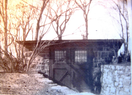 Archived Photo of the Ice House
