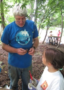 archaeology camp 137